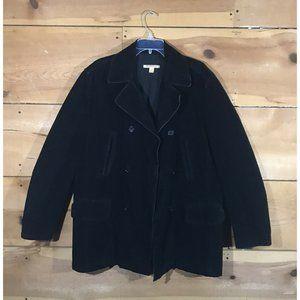 John Varvatos Pea Coat Jacket Size X-Large